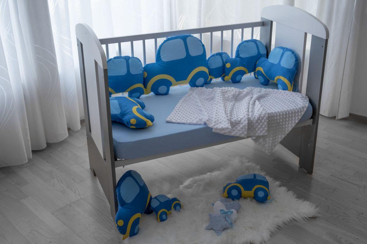 4D Jastuk ogradica autic bi bi KODA7691 babysleepigloo.hr