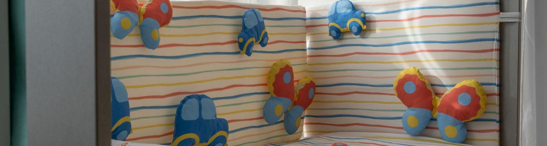 4D Suskavi leptirko KODA7957 babysleepigloo.hr
