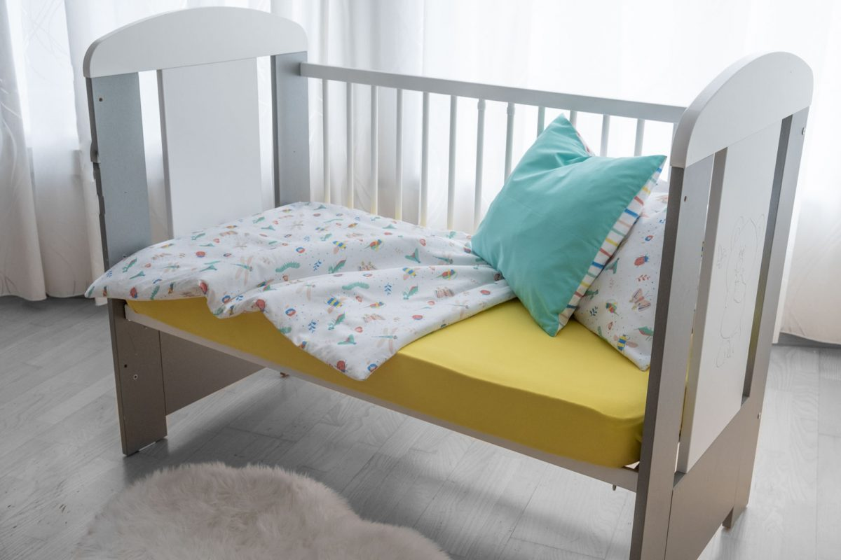 Posteljina leprsave bubice KODA3690 babysleepigloo.hr
