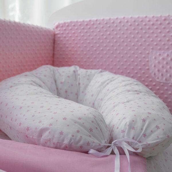 jastuk za trudnice mame i bebe Mjesecev Zagrljaj KODA7787 babysleepigloo.hr 1