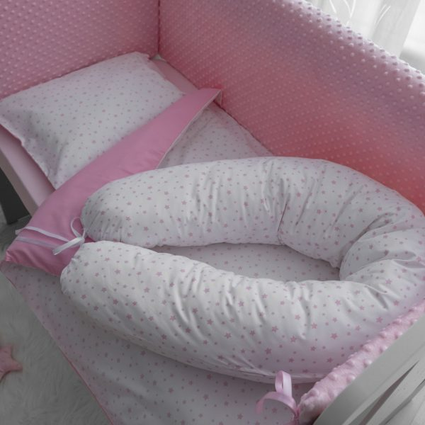 jastuk za trudnice mame i bebe Mjesecev Zagrljaj KODA7791 babysleepigloo.hr 1